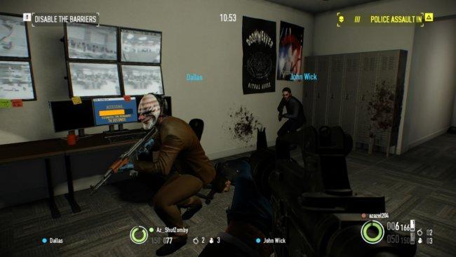 Обзор игры Payday 2: Crimewave Edition