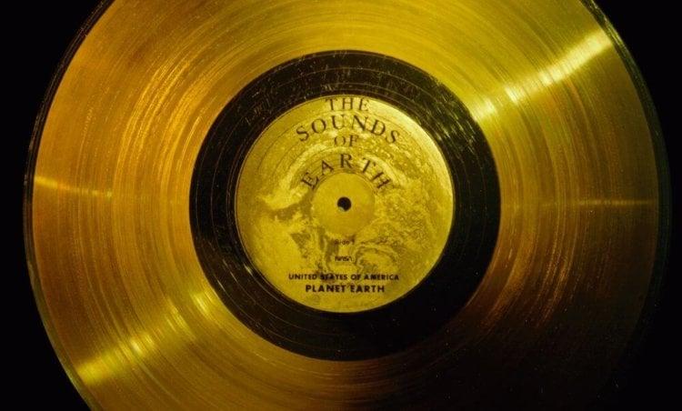Не желаете прослушать «Золотую пластинку» Вояджера?