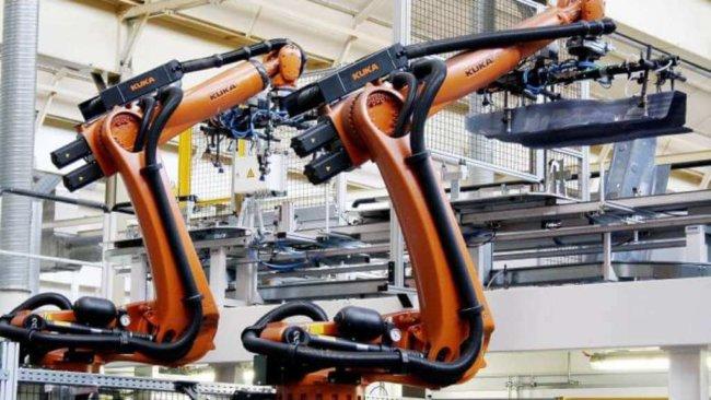 Роботы VW