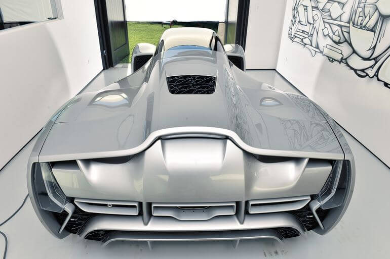 Blade: первый в мире 3D-напечатанный суперкар. Совершит ли он революцию?
