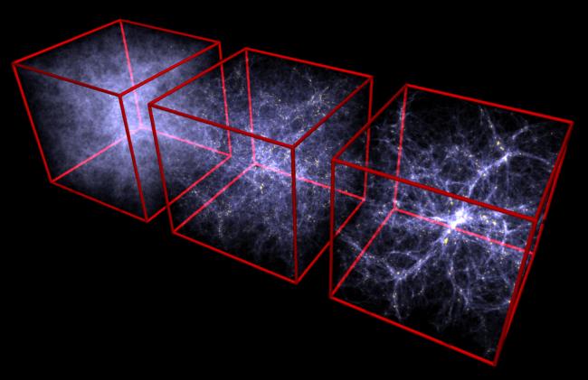 Невидимую материю Вселенной могут объяснить темные пионы
