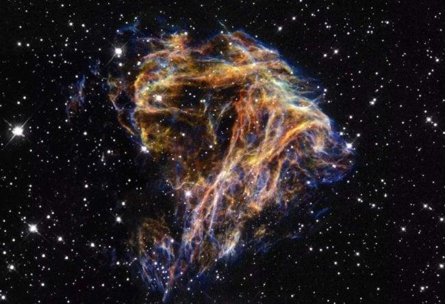 фото с телескопа высокого разрешения