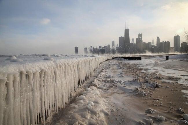 Ученые: к 2030 году на Земле наступит малый ледниковый период