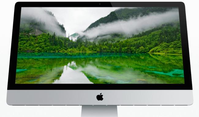 Убираем пыль из-под стекла тонкого iMac