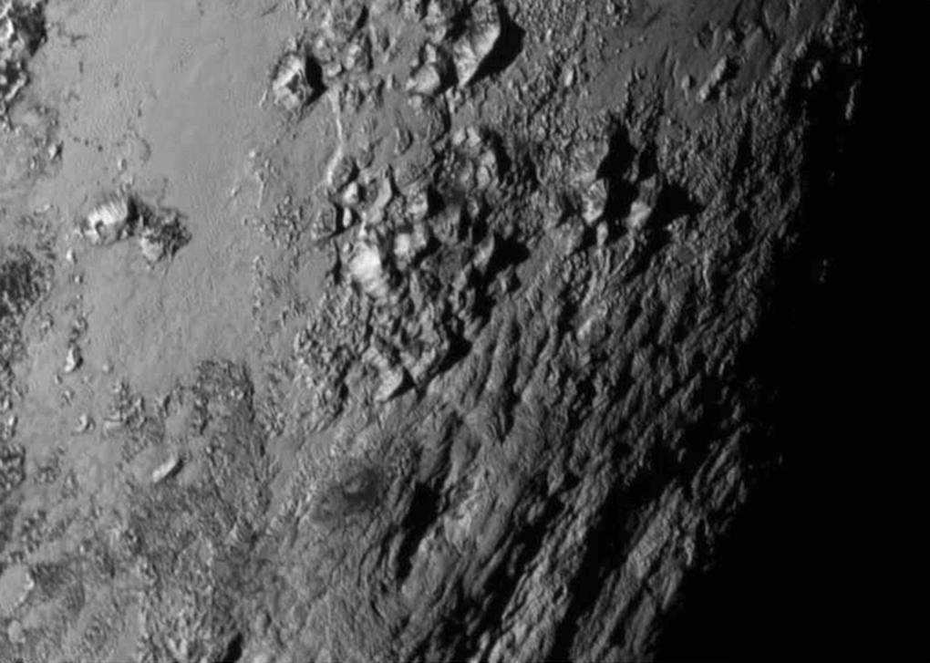 #галерея | Лучшие снимки Плутона за прошедшую неделю