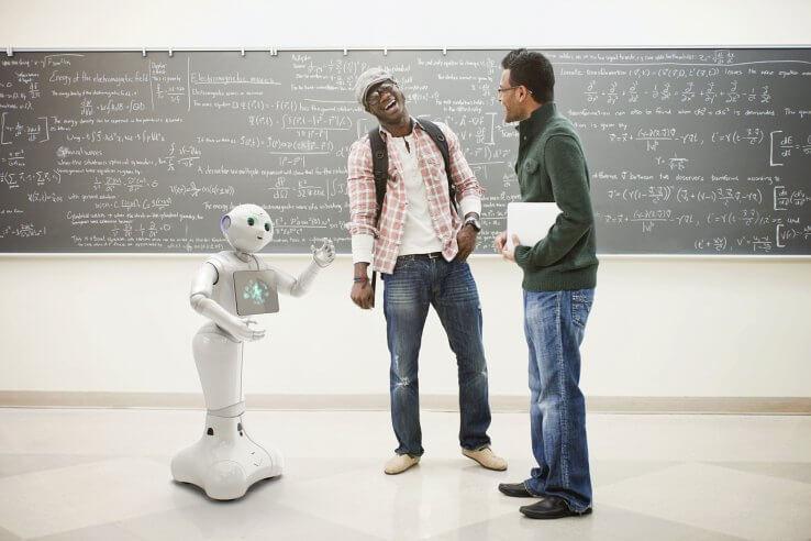 Арендовать собственного робота можно за 440 долларов в месяц