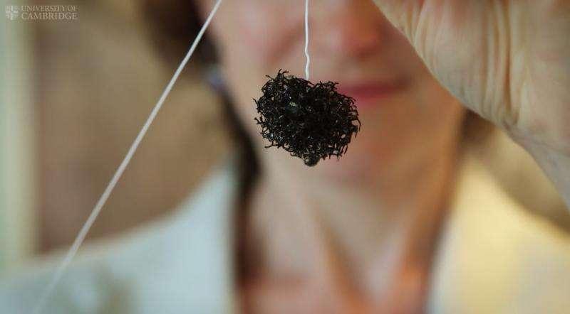 Таблетка на верёвочке поможет врачам в диагностике рака пищевода
