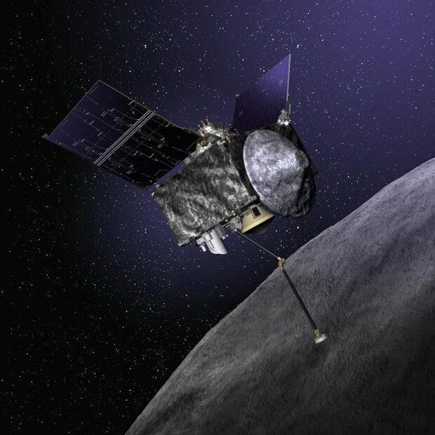 Ученые NASA: Астероид Бенну определенно содержит органический материал