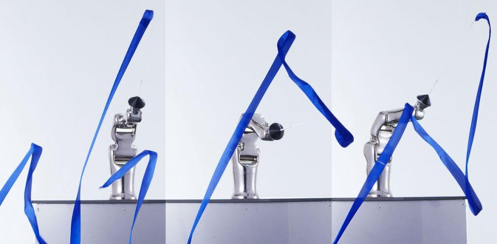 #видео дня | Роботизированная художественная гимнастика