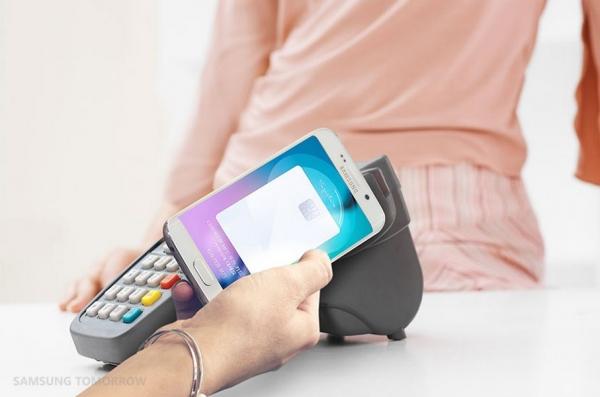 В Южной Корее заработала платежная система Samsung Pay