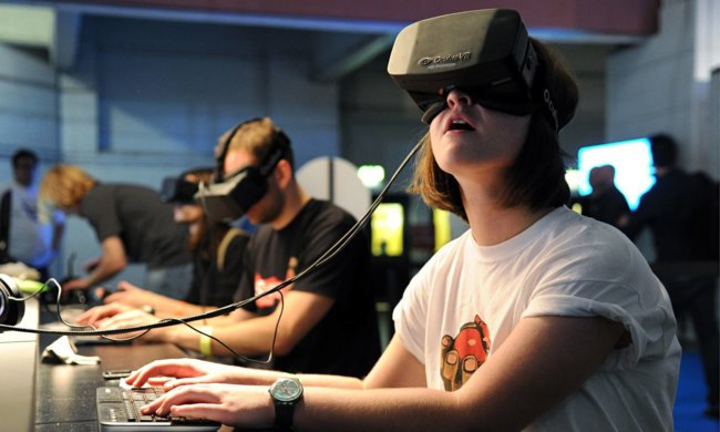 #видео | Как может выглядеть мультиплеер в играх для виртуальной реальности