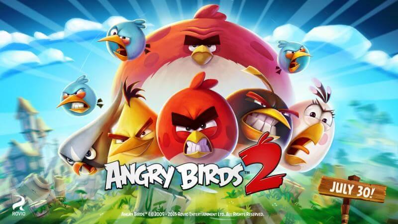 Скачать злые птицы 2 на компьютер бесплатно