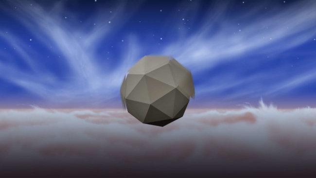 NASA хочет высадить на Юпитер робота-одуванчика