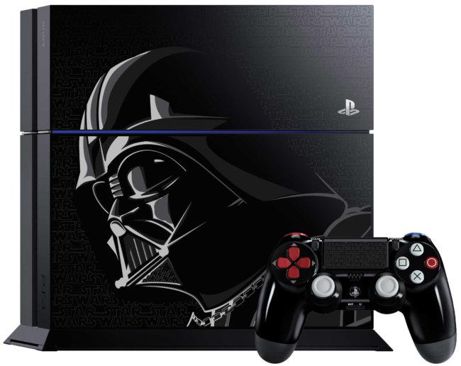 Sony выпустит лимитированную PlayStation 4 в стилистике Star Wars