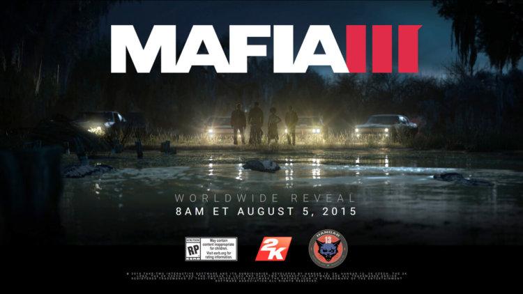 Первый официальный трейлер игры Mafia III