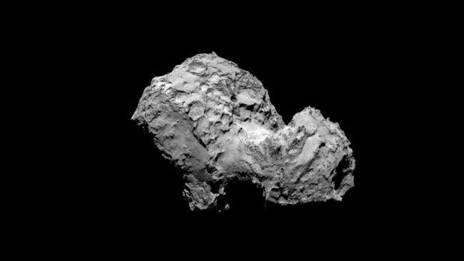 Почему так сложно приземлиться на комету?