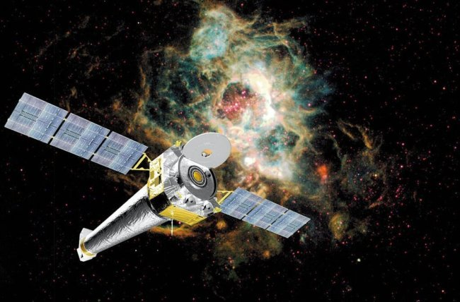 Chandra_X-ray_Observatory