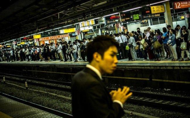 Автоматическая система слежения будет присматривать за пьяными пассажирами на японских вокзалах