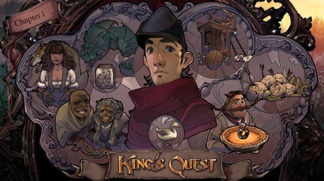 Kings Quest 01