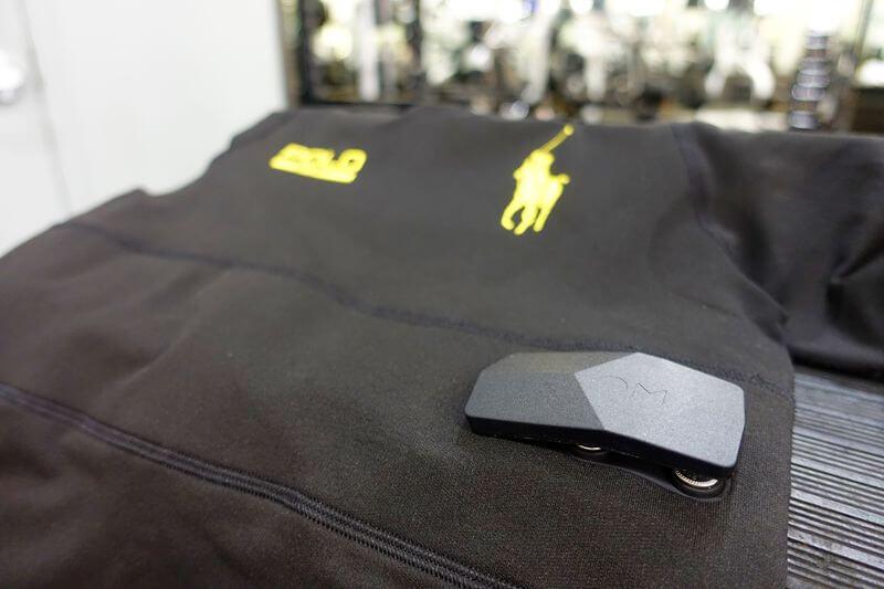 Компания Ralph Lauren начинает продажи умных футболок