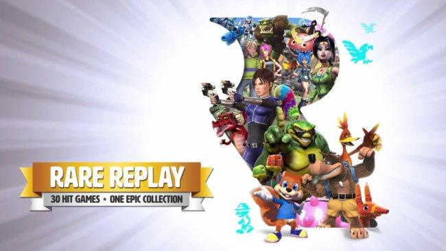 Rare Replay 01