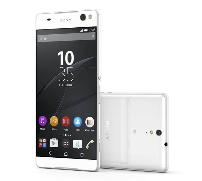Sony официально представила смартфон Xperia M5