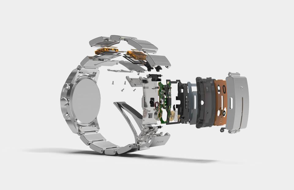 Sony выпустит умные часы Wena Wrist без электронного дисплея