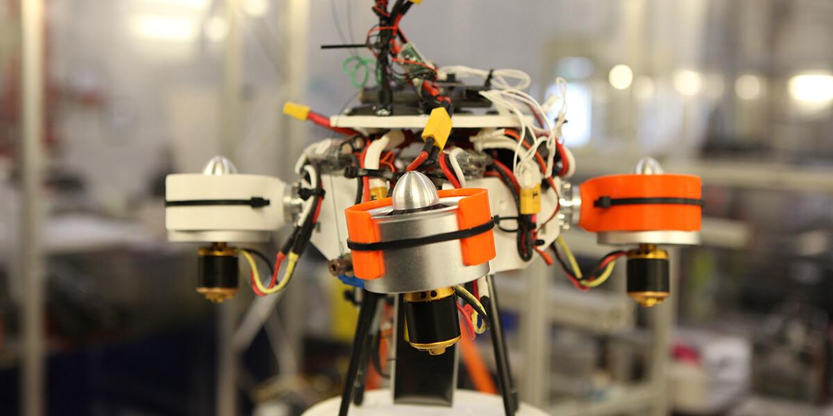 NASA-дрон