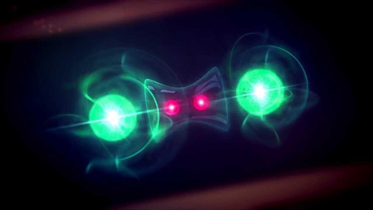Квантовая Запутанность Атом