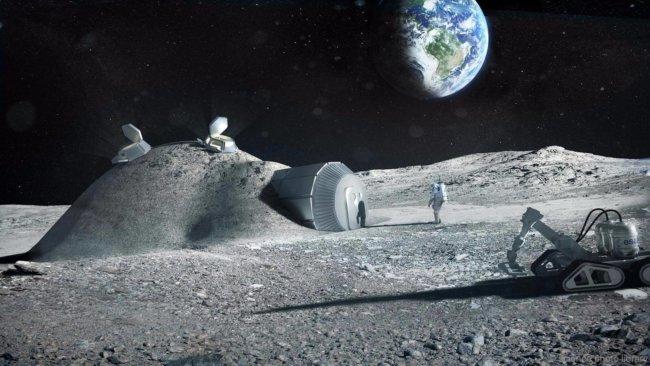 Частные инвесторы проявляют интерес к богатствам космоса
