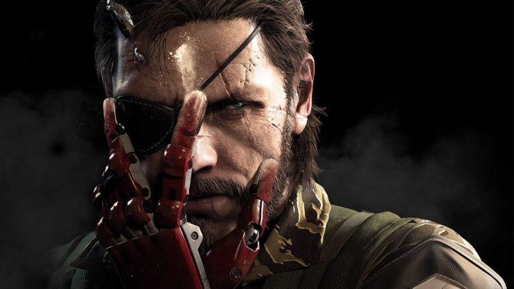 Релизный трейлер игры Metal Gear Solid V: The Phantom Pain