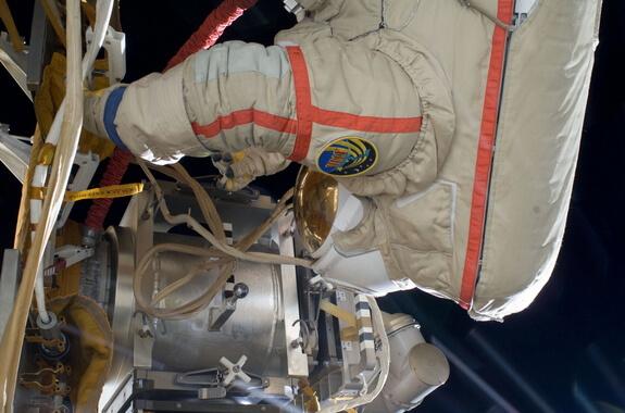 shortest-spacewalk