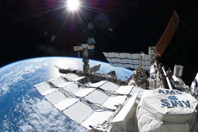 Эксперименту AMS на МКС грозит преждевременное завершение