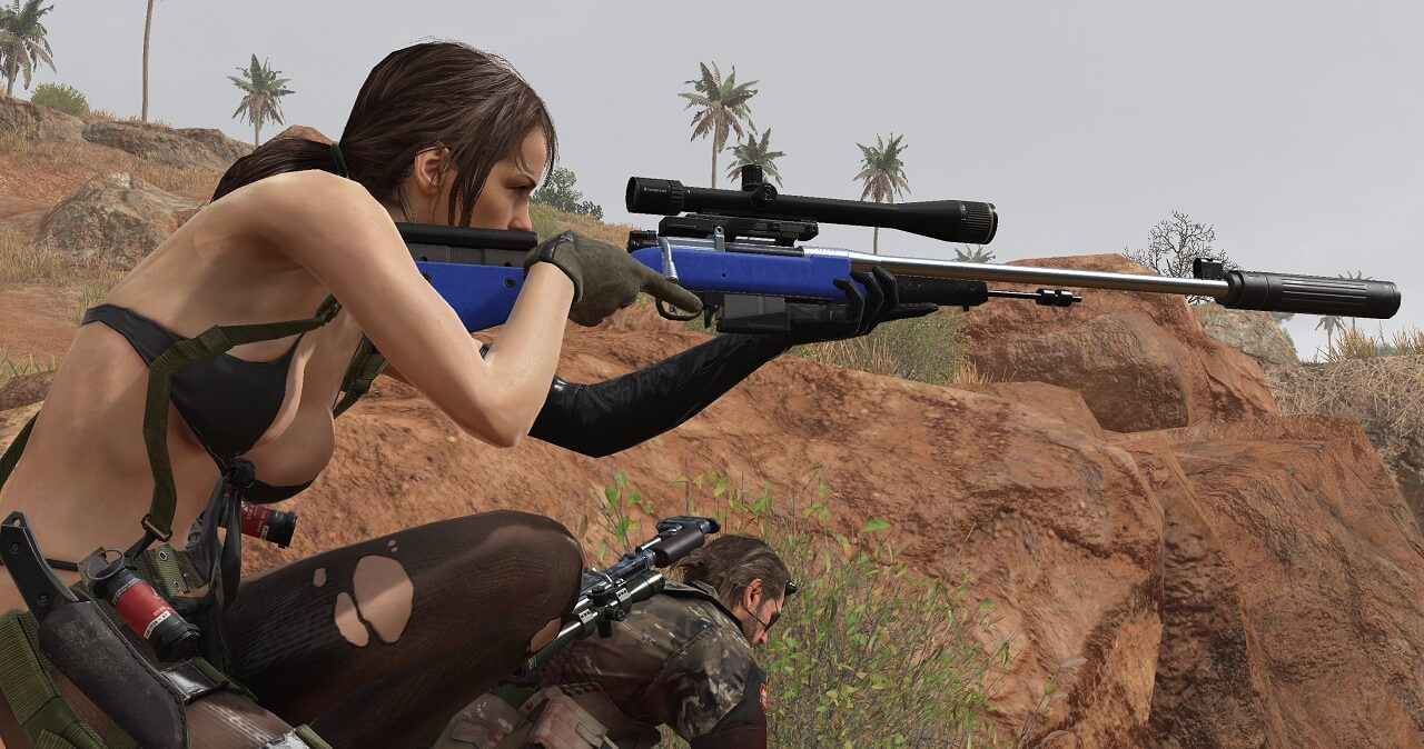 Metal Gear Solid V 12