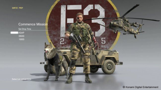 Metal Gear Solid V 13