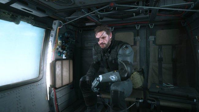 Metal Gear Solid V 20