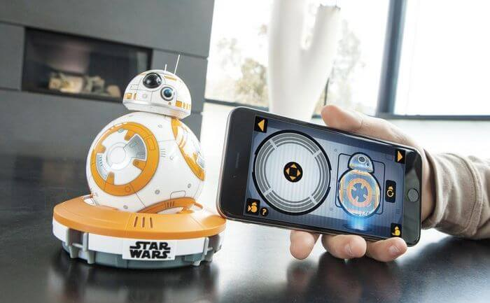 Дроид BB-8 из Star Wars: Episode VII обойдётся вам в 150 долларов