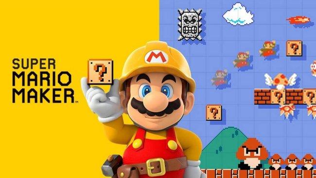 Super Mario Maker 01