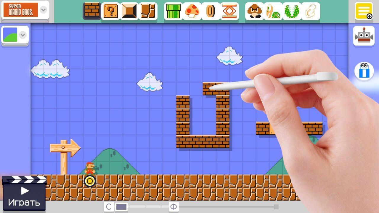 Super Mario Maker 05