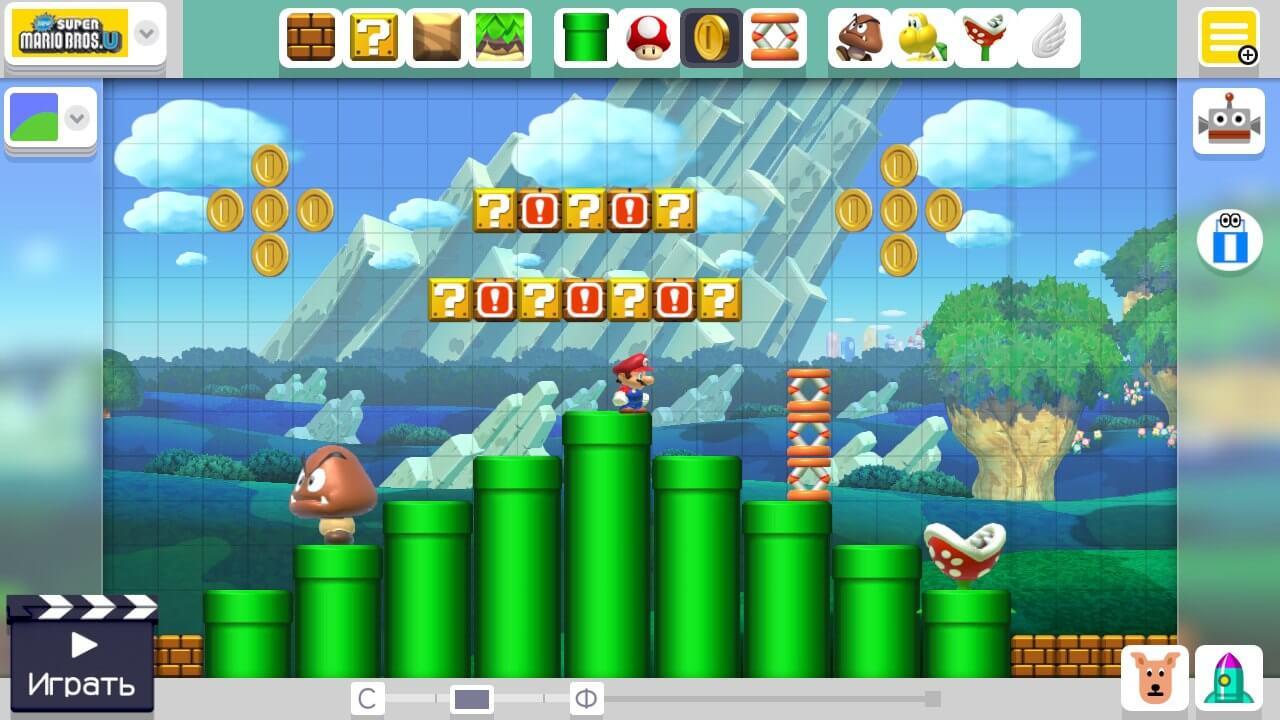 Super Mario Maker 06