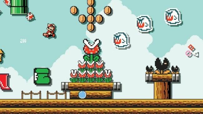 Super Mario Maker 10