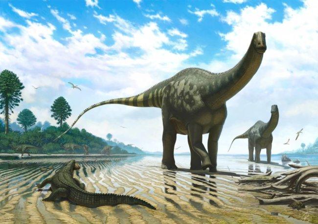 скачать динозавры через торрент