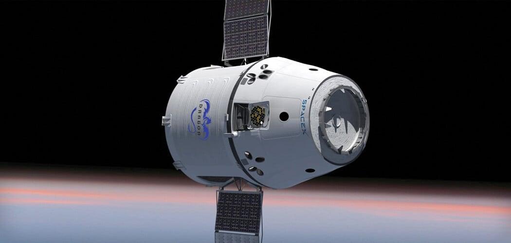Капсула SpaceX сможет вернуть на Землю образцы марсианской почвы