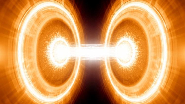 Учёным удалось телепортировать фотон на расстояние в 100 километров