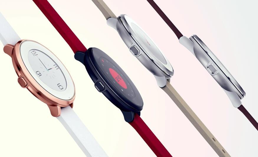 Pebble Time Round – популярные смартчасы становятся круглыми