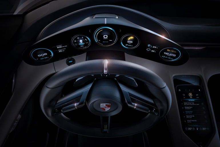 Слух: В Porsche начали работу над летающим пассажирским дроном
