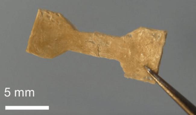 Учёные создали самовосстанавливающийся материал