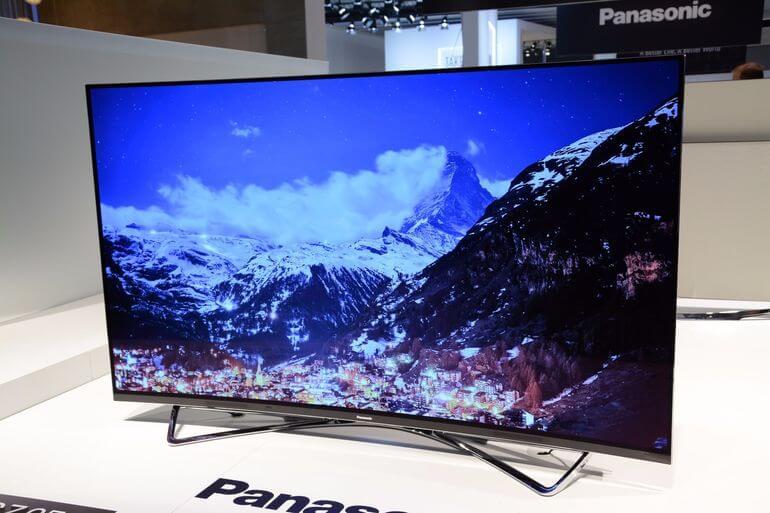 Panasonic представила свой первый 4K OLED-телевизор