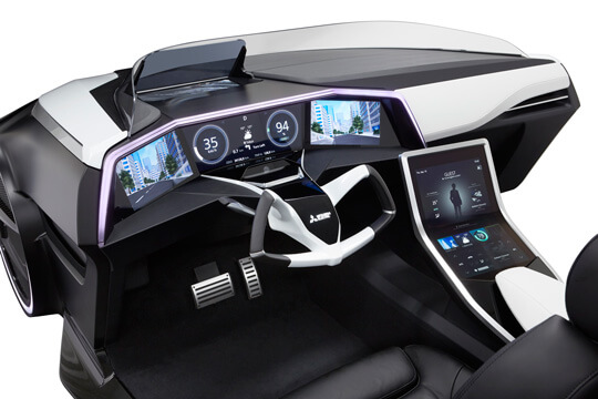 Mitsubishi представила свой новейший концепт-кар