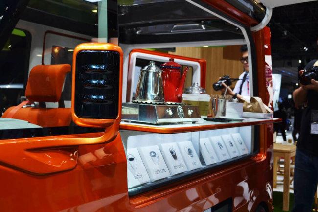 #галерея | Самые необычные машины Токийского автосалона